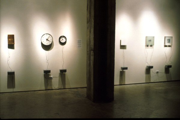 Jim Campbell, Memory Works, 1994-1996
