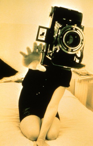 Lynn Hershman, Reach (Phantom Limb Series), 1988