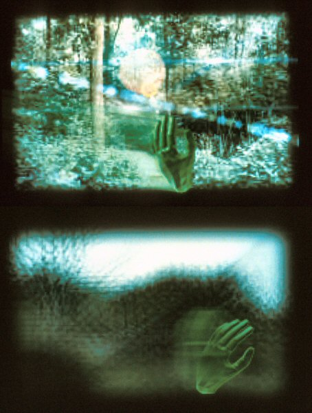 Alan Dunning, Paul Woodrow, The Einstein's Brain Project: The Errant Eye, 1997-2001