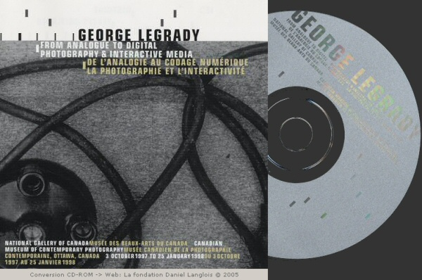 George Legrady, From Analogue to Digital: Photography and Interactive Media