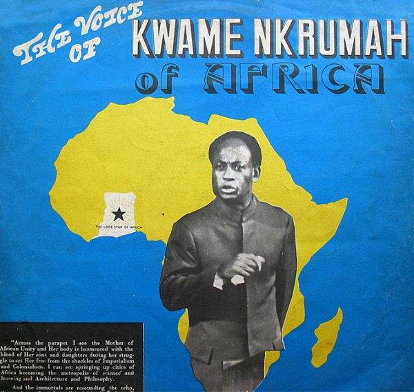 Kwame Nkrumah, The Voice Of Kwame Nkrumah of Africa (1976)