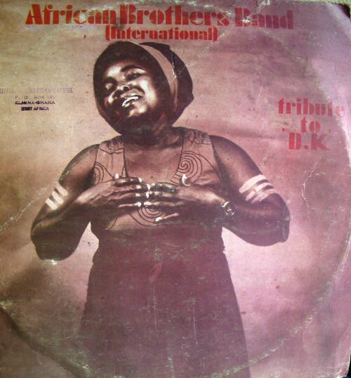 African Brothers Band (International), Tribute to D.K. (1979)