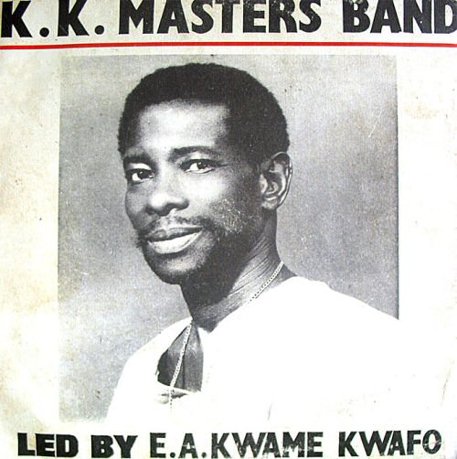 K.K. Masters Band led by E.A. Kwame Kwafo (1977)