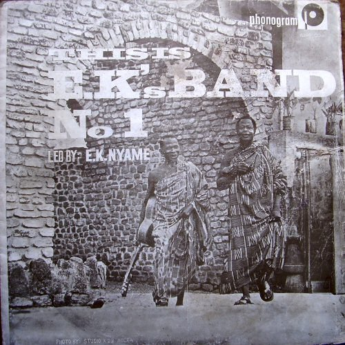 E.K. Nyame, This Is E.K.'s Band No.1 (1973)