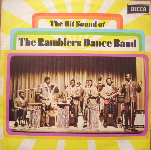 The Ramblers Dance Band, The Hit Sound of (1968)