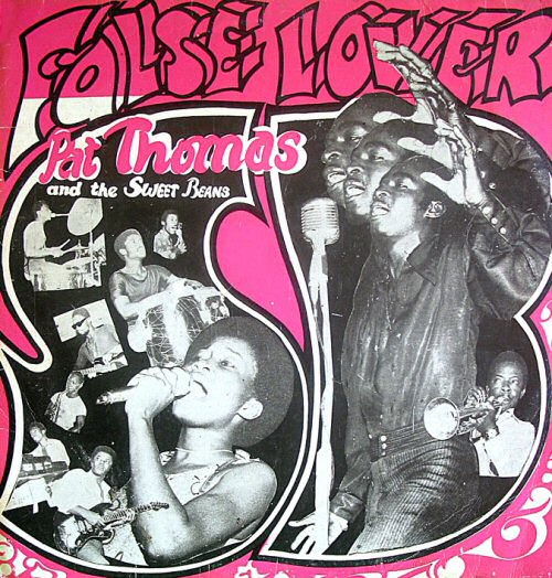 Pat Thomas and the Sweet Beans, False Lover (1974)